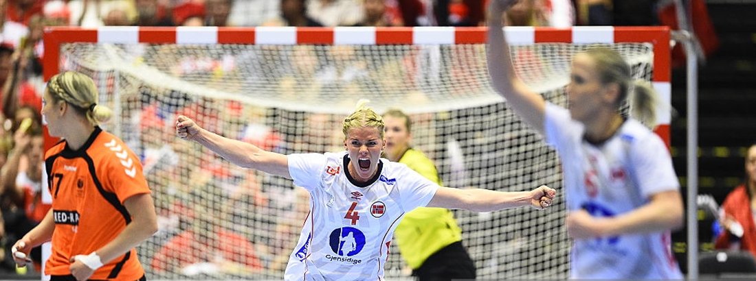 Norway wins the 22nd IHF Women World Championship !